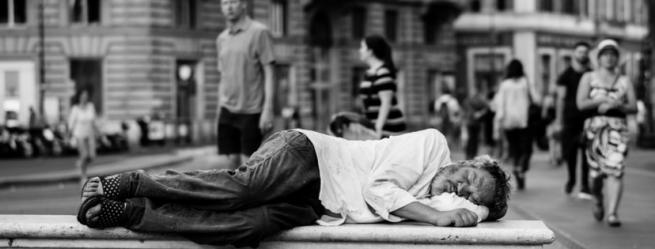 Pauvreté à Paris